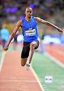 Alexis Copello (AZE) places fifth in the triple jump at 54-3¾ (16.55m) during the 42nd Memorial Van Damme in an IAAF Diamond League meet at King Baudouin Stadium in Brussels, Belgium on Friday, September 1, 2017. (Jiro Mochizuki/Image of Sport)