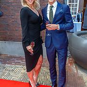 NLD/Amsterdam/201807 - Leading Ladies Awards 2018, Marielle van Essen en partner