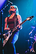 L7 performed at the Crystal Ballroom in Portland, OR on Nov. 2, 2015