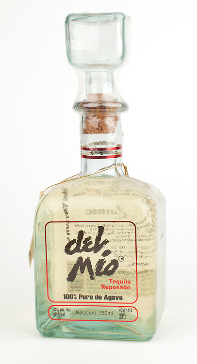 Del Mio reposado -- Image originally appeared in the Tequila Matchmaker: http://tequilamatchmaker.com