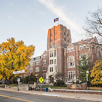 Christman: University of Michigan Union