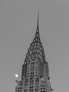The Chrysler Building is an Art Deco–style skyscraperg, New York City, NY, designed by William Van Alen in 1928