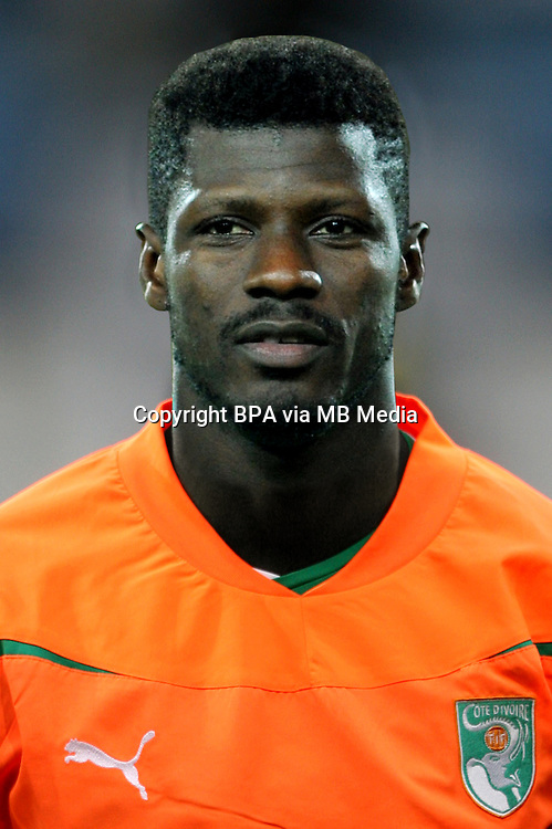 Football Fifa Brazil 2014 World Cup / <br /> Ivory Coast National Team - <br /> Igor LOLO of Ivory Coast