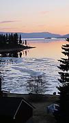 Lake Selbusjøen.