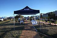 The Bridge House Mile Swim event held at Val de Vie Estate in Paarl, South Africa on the 4th February 2018. <br /> <br /> Photo by Shaun Roy/Sportzpics