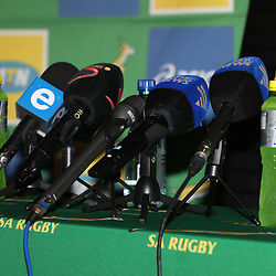 General views during the South African - Springbok Captain&rsquo;s media briefing, Tsogo Sun Montecasino Hotel <br /> Johannesburg .South Africa. 08,06,2018 Photo by (Steve Haag Sports)