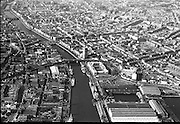 Aerial View of Dublin.06/11/1963