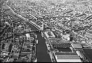 Aerial View of Dublin.06/11/1963