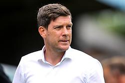 Bristol Rovers manager Darrell Clarke - Mandatory by-line: Robbie Stephenson/JMP - 18/08/2018 - FOOTBALL - Adam's Park - High Wycombe, England - Wycombe Wanderers v Bristol Rovers - Sky Bet League One