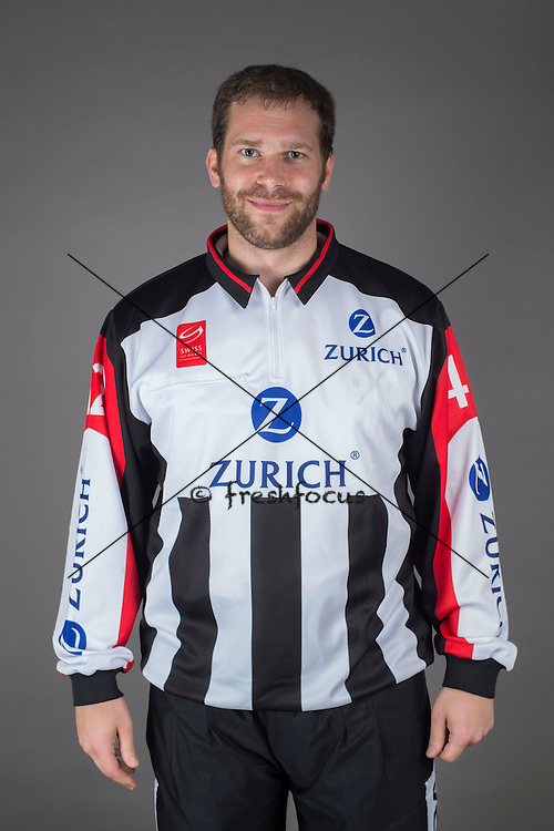 09.08.2015; Magglingen; Eishockey NLA - Schiedsrichter;<br /> Thomas Urban <br /> (Andy Mueller/freshfocus)