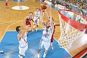 DESCRIZIONE : Torino Qualificazione Eurobasket 2009 Italia Bulgaria<br /> GIOCATORE : Valerio Amoroso <br /> SQUADRA : Nazionale Italia Uomini<br /> EVENTO : Raduno Collegiale Nazionale Maschile <br /> GARA : Italia Bulgaria Italy Bulgaria<br /> DATA : 17/09/2008 <br /> CATEGORIA : special rimbalzo <br /> SPORT : Pallacanestro <br /> AUTORE : Agenzia Ciamillo-Castoria/M.Marchi <br /> Galleria : Fip Nazionali 2008<br /> Fotonotizia : Torino Qualificazione Eurobasket 2009 Italia Bulgaria<br /> Predefinita :