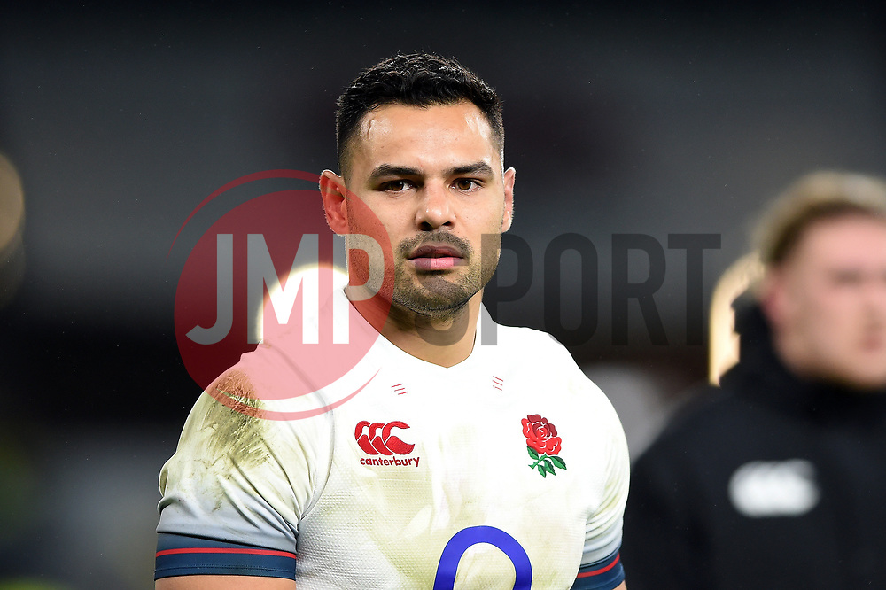 Ben Te'o of England looks on after the match - Mandatory byline: Patrick Khachfe/JMP - 07966 386802 - 10/02/2018 - RUGBY UNION - Twickenham Stadium - London, England - England v Wales - Natwest Six Nations