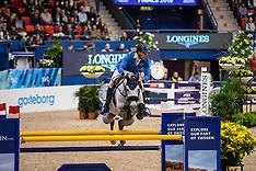 Round 1 Jumping - Goteborg
