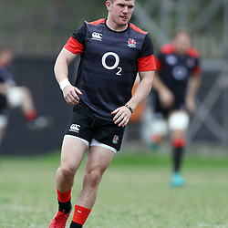 Ben Spencer (Saracens) during the England Rugby training session at  Jonsson Kings Park Stadium,Durban.South Africa. 20,06,2018 Photo by (Steve Haag JMP)