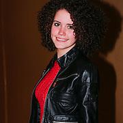 NLD/Amsterdam/20130309 - Modeshow Mart Visser zomer 2013, Emma Krajicek