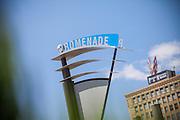 The Promenade Area in Downtown Long Beach