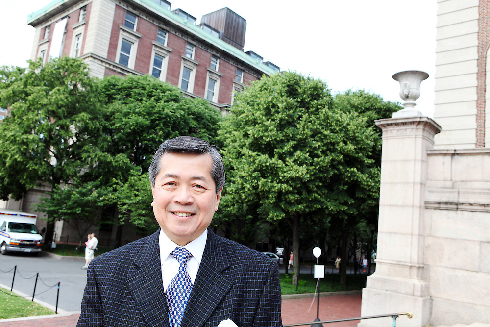 "Ed Chin '71..""This is a tremendous opportunity for you to make your own choices. College will be an epiphany."""