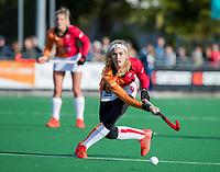 Laren - Yibbi Jansen (OR) tijdens de Livera hoofdklasse  hockeywedstrijd dames, Laren-Oranje Rood (1-3).  COPYRIGHT KOEN SUYK