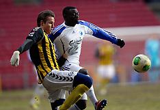 20130211 FC København - Brønshøj, Fodbold træningskamp