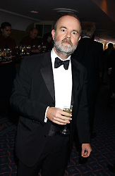 IAN HISLOP  at the 2005 Whitbread Book Awards 2005 held at The Brewery, Chiswell Street, London EC1 on 24th January 2006. The winner of the 2005 Book of the Year was Hilary Spurling for her biography 'Matisse the Master'.<br /><br />NON EXCLUSIVE - WORLD RIGHTS