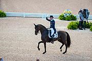 Patrik Kittel - Well Done de la Roche<br /> FEI World Equestrian Games Tryon 2018<br /> © DigiShots