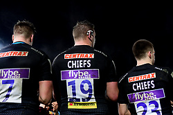 Stan South of Exeter Braves - Mandatory by-line: Ryan Hiscott/JMP - 20/01/2020 - RUGBY - Sandy Park - Exeter, England - Exeter Braves v London Irish - Premiership Rugby Shield