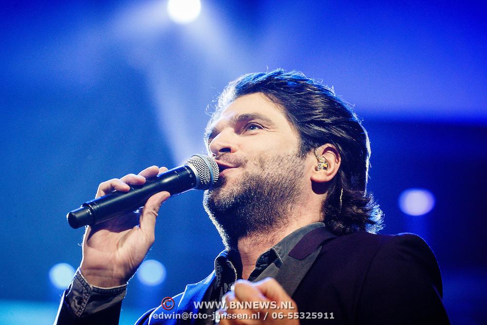 NLD/Amsterdam/20160217 - Holland zingt Hazes 2016, Xander de Buisonje