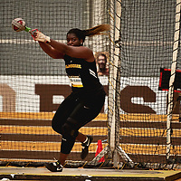 Temi Toba-Oluboka, Dalhousie, 2019 U SPORTS Track and Field Championships on Thu Mar 07 at James Daly Fieldhouse. Credit: Arthur Ward/Arthur Images
