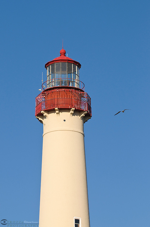 Cape May Lighthouse, Cape May New Jersey