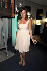 CAROL VORDERMAN at the GQ Men of the Year Awards held at the Royal Opera House, London on 2nd September 2008.<br /> <br /> NON EXCLUSIVE - WORLD RIGHTS