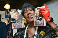 Grace Jones present books Brussels