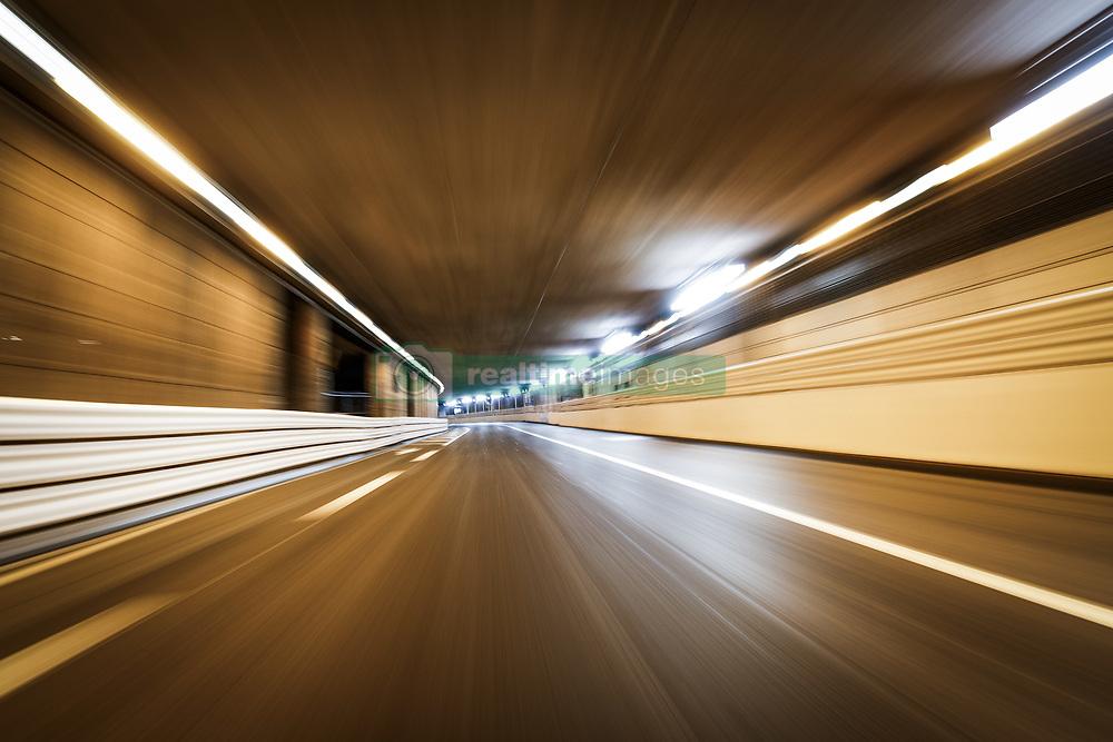 May 23, 2019 - Monte Carlo, Monaco - Motorsports: FIA Formula One World Championship 2019, Grand Prix of Monaco, ..Tunnel  (Credit Image: © Hoch Zwei via ZUMA Wire)
