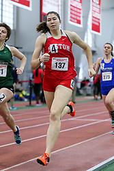 500, Boston U, <br /> Boston University Athletics<br /> Hemery Invitational Indoor Track & Field