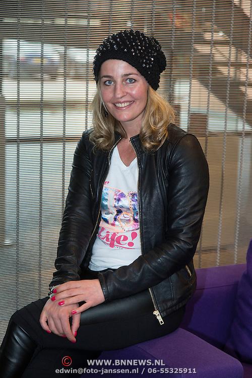 NLD/Hilversum//20140317 - Perspresentatie deelnemers Expeditie Poolcirkel 2014, Esther Schouten