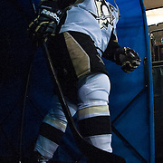 May 07, 2014:  Pittsburgh Penguins center Sidney Crosby (87) emerges out of the tunnel prior to game four of the second round playoff game between The New York Rangers and The Pittsburgh Penguins at  Madison Square Garden in Manhattan, New York .  Mandatory Credit: Kostas Lymperopoulos/Cal Sport Media, (Credit Image: © Kostas Lymperopoulos/Cal Sport Media)