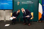 MINISTER Donohoe briefs GALWAY