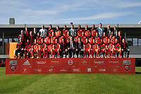 Equipe Lorient - 25.09.2014 - Photo officielle Lorient - Ligue 1 2014/2015<br /> Photo : Philippe Le Brech / Icon Sport
