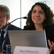 03 June 2015 - Belgium - Brussels - European Development Days - EDD - Urban - Growing food in greener cities - The role of urban and peri-urban horticulture - Paula Fernandez-Wulff<br /> Research Fellow, University of Louvain © European Union