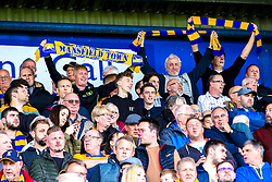 Mansfield Town fans - Mandatory by-line: Ryan Crockett/JMP - 12/05/2019 - FOOTBALL - One Call Stadium - Mansfield, England - Mansfield Town v Newport County - Sky Bet League Two Play-Off Semi-Final 2nd Leg