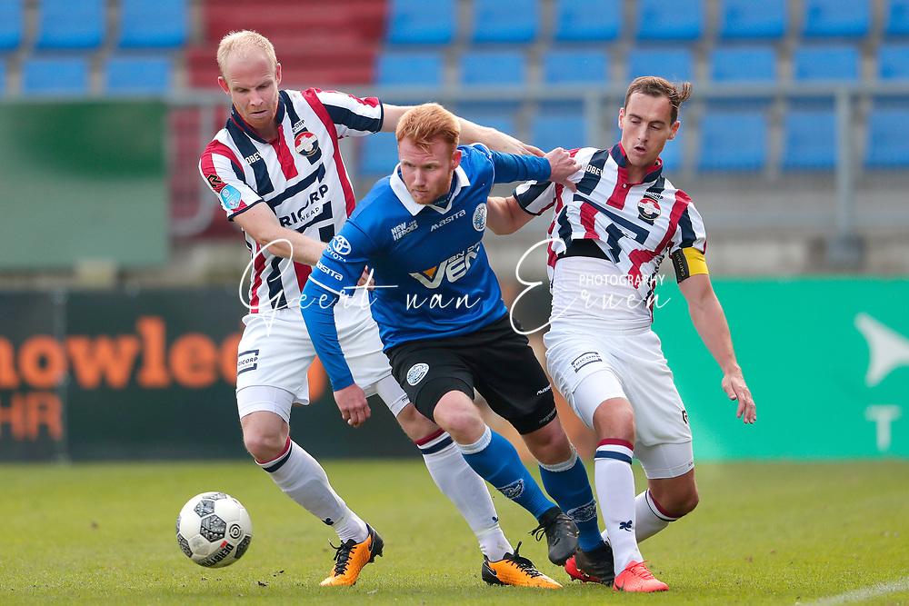 *Jop van der Linden* of Willem II, *Jort van der Sande* of  FC Den Bosch