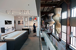 Red Dot Design Museum in Essen Germany historic building renovated by Norman Foster Architect