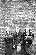 Nev, Rod, Owen, High Wycombe, UK, 1980's