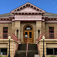 The Carnegie Library in Lewistown, Montana<br />