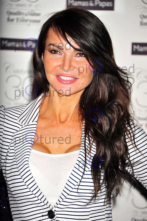Lizzie Cundy attends 30th birthday celebrations at Mamas & Papas, 256-258 Regent Street, London, UK, 07 March 2011:  Contact: Ian@Piqtured.com +44(0)791 626 2580 (Picture by Alan Roxborough)