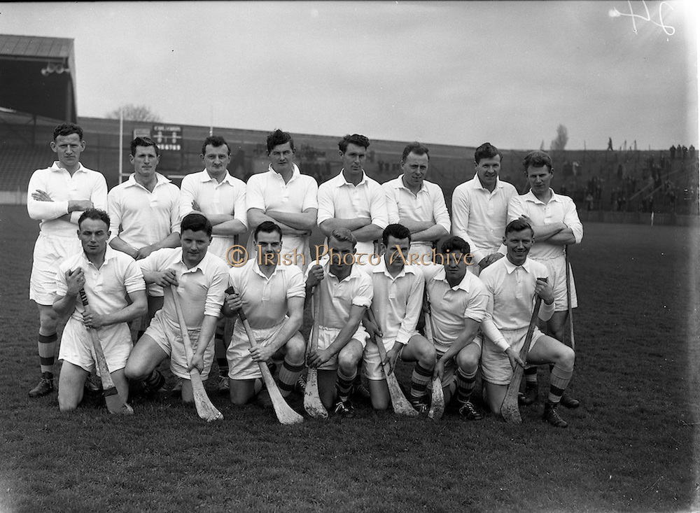 10/03/1957<br /> 03/10/1957<br /> 10 March 1957<br /> Ireland v The Rest at Croke Park, Dublin. The Rest Team.