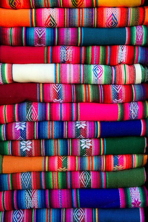 Purmamarca handicraft market (Jujuy, Tilcara, Argentina)