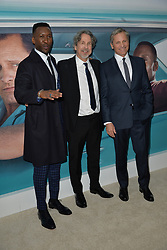 November 13, 2018 - New York, NY, USA - November 13, 2018 New York City..Mahershala Ali, Peter Farrelly, Viggo Mortensen attending the premiere of 'Green Book' on November 13, 2018 in New York City. (Credit Image: © Kristin Callahan/Ace Pictures via ZUMA Press)