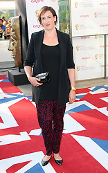 Miranda Hart  arriving at the British Academy Television Awards in London, Sunday , 27th May 2012.  Photo by: Stephen Lock / i-Images