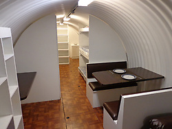 """SHOPS selling bomb shelters have seen an explosion in sales in the U.S. due to the increased threat of a nuclear war with North Korea. Rising S Shelters, a company in Texas that sells and installs underground bunkers, have seen sales go up """"200 per cent"""" in the last two weeks as the war of words between Donald Trump and despotic Kim Jung Un has reached a chilling new level. Owner Clyde Scott said: """"I would say sales are up 200 per cent. So this week alone we sold eight. I normally sell about two a week, we are selling about eight a week right now. """"North Korea is the only reason for the increase I've seen. Customers say they are worried Kim Jung Un has little man syndrome and Donald Trump has got to be right no matter what. """"Even if he's wrong he's the kind of guy that won't back down even if it causes lots of devastation for his own people. His ego is too strong."""" Rising S's top seller is a 10ft by 50 ft steel bunker equipped with bunk beds, toilet, shower, air filtration and water heaters. They cost between $90-$120k. Clyde said: """"Most people this past week are buying the bunkers that are between $90-120k dollars, that's for shelter delivery and installation. """"They've got the NBC air filtration system, which will protect you against a nuclear war, it has blast valves for explosions, it has water filtration in it. It has a solar power system which is just completely off the grid because we go into a major war like that we're going to lose all our power. """"We manufacture, we deliver with our trucks and we install them with our crew. We don't use any outside contractors because of the secrecy of it. """"You order one today I'll have it to you in about eight weeks."""" Clyde says his customers used to be mostly right wing Christians worried the government would take away their property and guns - but since Trump got elected there has been an upturn in sales to Democrats and Hollywood celebrities. His company reportedly built a bunker for Kim and Kanye Wes"""