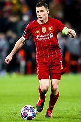 James Milner of Liverpool - Mandatory by-line: Robbie Stephenson/JMP - 11/03/2020 - FOOTBALL - Anfield - Liverpool, England - Liverpool v Atletico Madrid - UEFA Champions League Round of 16, 2nd Leg